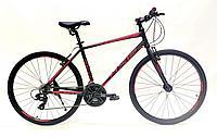 "Велосипед Axis 700 V гибридный велосипед. City Bike 19"". Гибрид. Рассрочка. Kaspi RED."