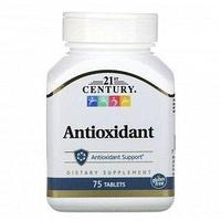 Антиоксидант 75 таблеток 21st Century