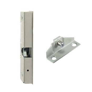 Электромеханический замок Promix-SM306.00, накладной, НО, 12В/0,1А, серебро