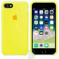 Чехол на телефон Лимонный Silicone Case iPhone 7/8