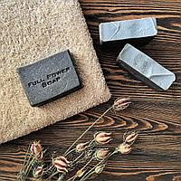 Косметическое мыло Черная глина и Черный тмин. FPS