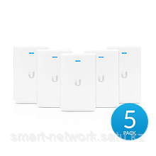 In-Wall 802.11AC Wi-Fi Access Point 5 pack