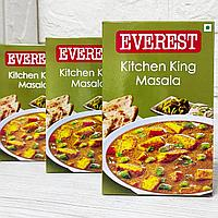 Китчен кинг масала (Kitchen King Masala) универсальная смесь специй, 100гр