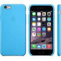 Чехол на телефон Голубой Silicone Case iPhone 6/6S