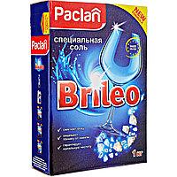 """Соль специальная для посудомоечных машин Paclan """"Brileo"""", 1 кг"""