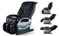 Массажное кресло черного цвета