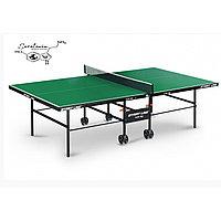 Теннисный стол Club Pro green с сеткой, фото 1