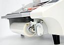 Ламинатор (припресс) рулонный формата А2 с регулируемой скоростью (двусторонний), фото 5