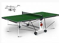 Теннисный стол Compact LX green, фото 1