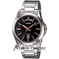 Casio Часы наручные CASIO MTP-1370D-1A2VDF 5336