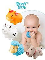 """Набор игрушек для ванны """"Моя ферма"""", 4 шт"""