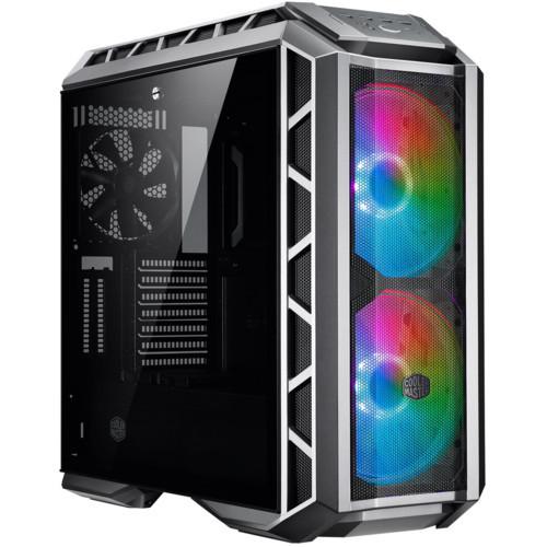 Корпус CoolerMaster MasterCase H500P MESH WHITE ARGB (MCM-H500P-WGNN-S01)
