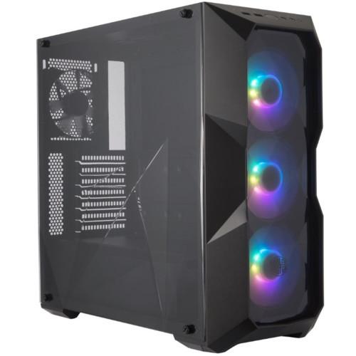 Корпус CoolerMaster MasterBox TD500 ARGB (MCB-D500D-KANN-S01) Без Б/П Черный