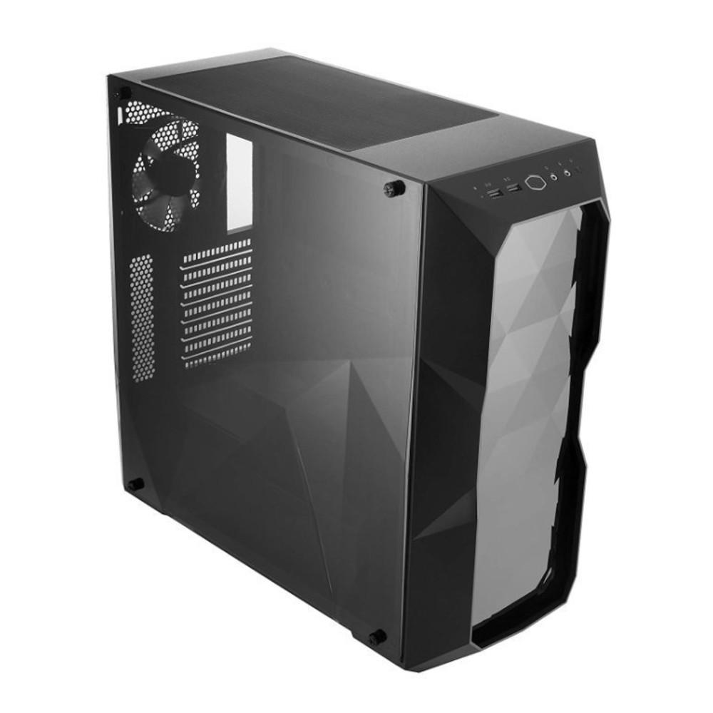 Корпус CoolerMaster MasterBox TD500L (MCB-D500L-KANN-S00) Без Б/П Черный