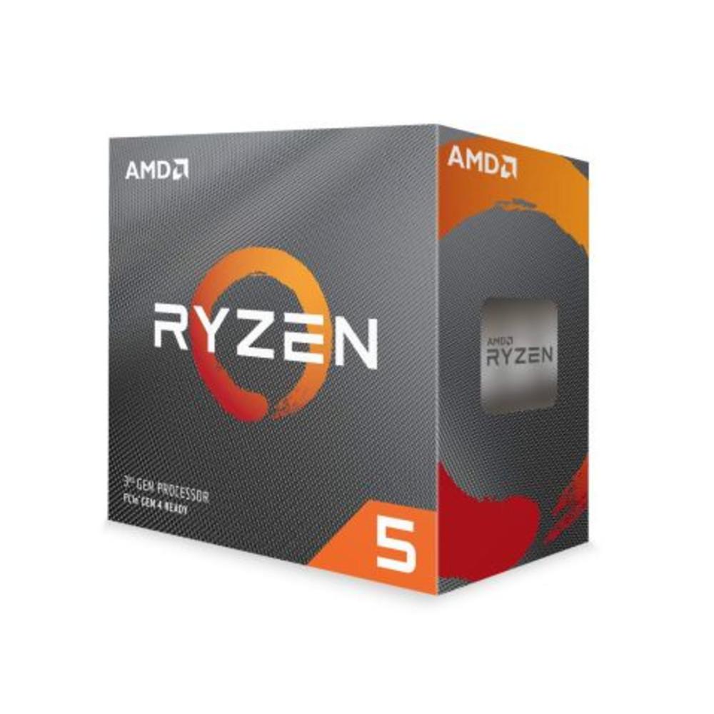 Процессор AMD Ryzen 5 5600X ,100-100000065BOX