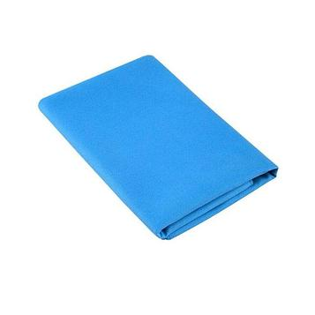 Полотенце из микрофибры Microfibre Towel, 40 x 80 см, M0736 02 0 04W, голубой