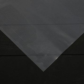 Плёнка полиэтиленовая, толщина 200 мкм, 3 × 100 м, рукав (1,5 м × 2), прозрачная, 1 сорт, ГОСТ 10354-82