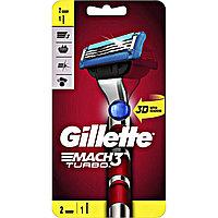 Бритвенный станок Gillette Mach3 Turbo