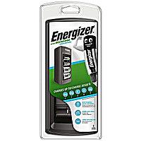 Универсальное зарядное устройство Energizer для аккумуляторов АА, ААА, С, D и 9V