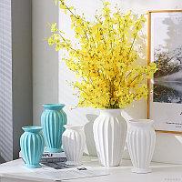 Цветочная ваза из керамики