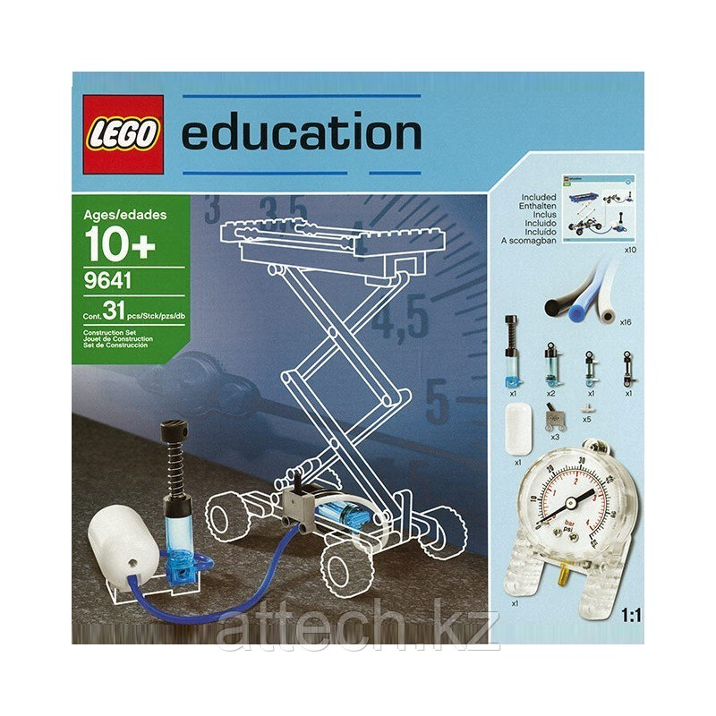 LEGO Education: Набор Пневматика