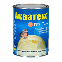 Акватекс Грунт-антисептик 10 литр
