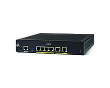 Cisco C921-4P Маршрутизатор WAN 2x GE, LAN 4x GE