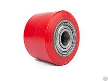 Колесо для Рохли 80 х70мм полиуретан рт.1000917