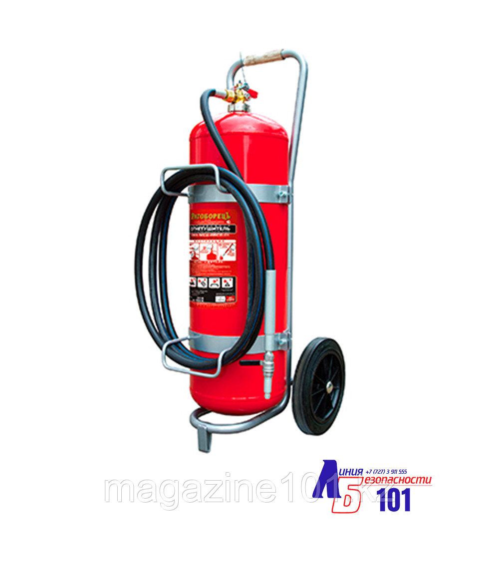 Огнетушитель воздушно-эмульсионный ОВЭ-50 (з) зимний