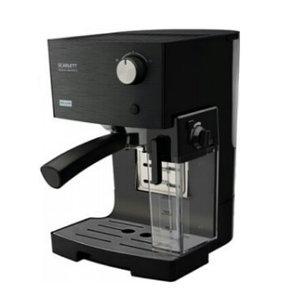 Кофеварка рожковая Scarlett SC-CM33016 черный