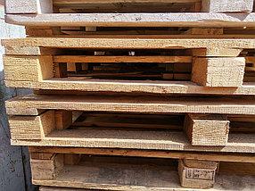 Поддоны (паллеты) деревянные 1200*800, б/у в хор состоянии, цена с НДС, документы, фото 3
