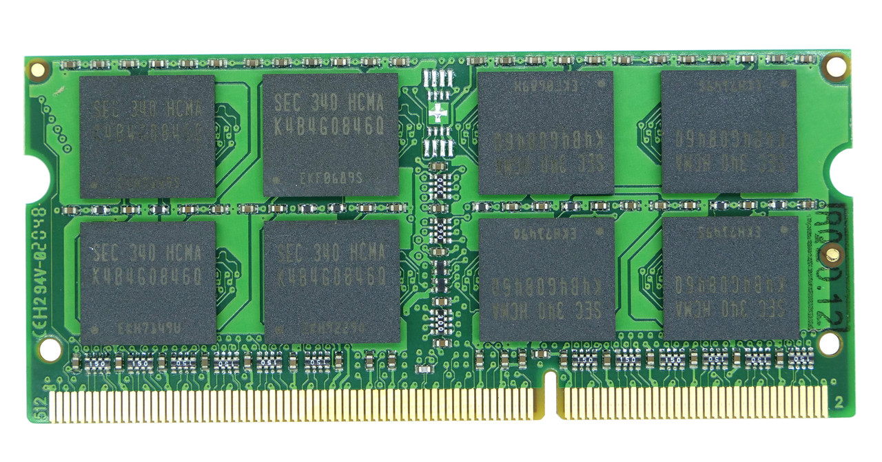 Оперативная память SODIMM Micron 4GB DDR3
