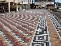 Тротуарная плитка, толщина 3см