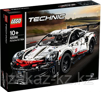 Конструктор LEGO TECHNIC Porsche 911 RSR 42096