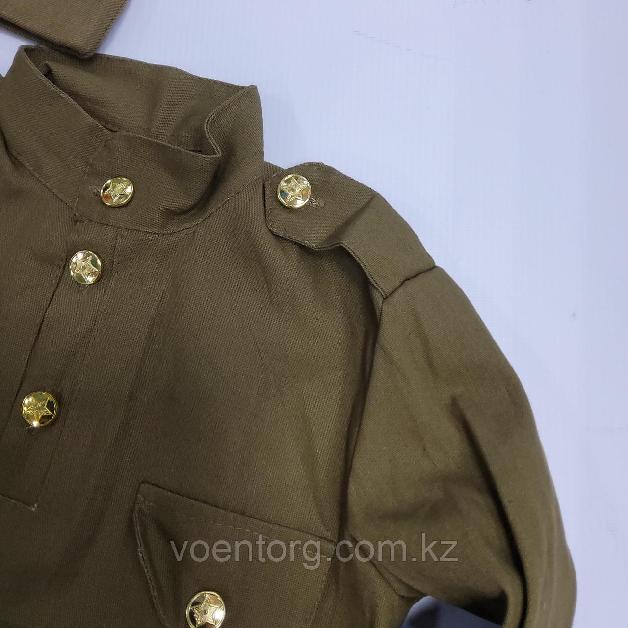 Детский военный костюм для мальчика - фото 4