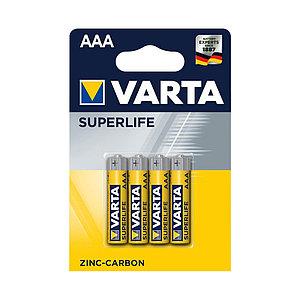 Батарейка VARTA Superlife Micro 1.5V - R03P/AAA 4 шт. в блистере