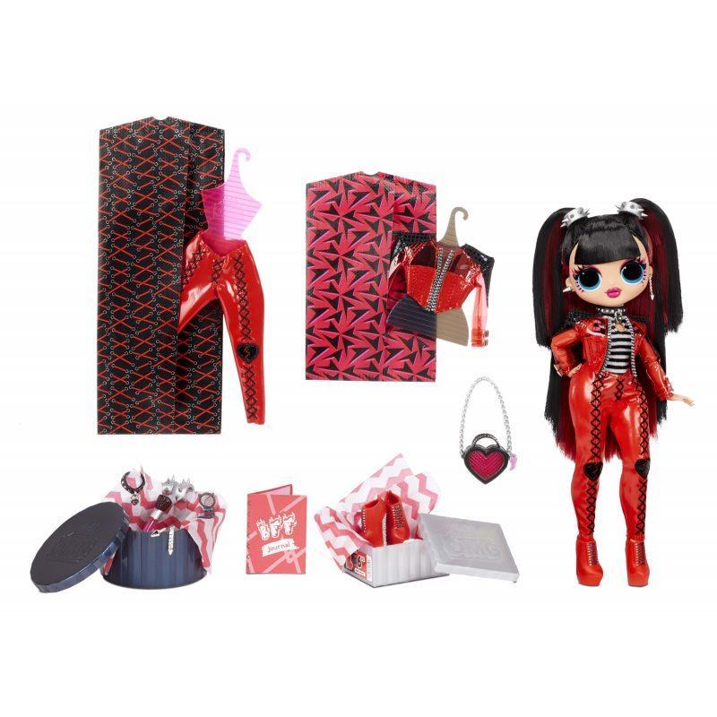 Куклы Лол Spicy babe L.O.L. Surprise O.M.G 4 серия стиль 2 - фото 2