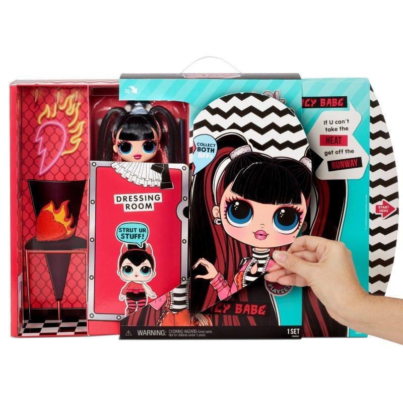 Куклы Лол Spicy babe L.O.L. Surprise O.M.G 4 серия стиль 2 - фото 3