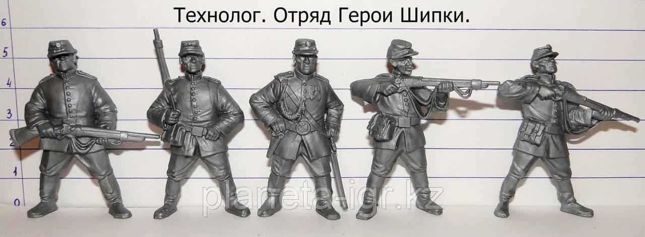 Набор солдатиков Герои Шипки Битва Фентези, Технолог - фото 2