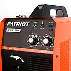Полуавтомат сварочный инверторный Patriot WMA 165M MIG/MAG/MMA, фото 2