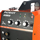 Полуавтомат сварочный инверторный Patriot WMA 225MQ MIG/MAG/MMA, фото 8