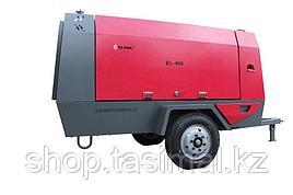 Elang EL460 Дизельный портативный винтовой воздушный компрессор