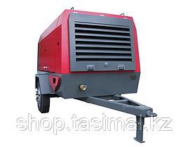 Elang EL600 Дизельный портативный винтовой воздушный компрессор