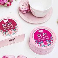 Гидрогелевые патчи с розой koelf petitfee hydro gel eye patch-ruby bulgarian rose
