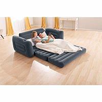 Надувной диван-трансформер Pull-Out Sofa Intex 66552