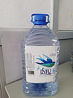 """Вода """" InJu 5 л без газа, и с газом (в блоке 2 шт)"""