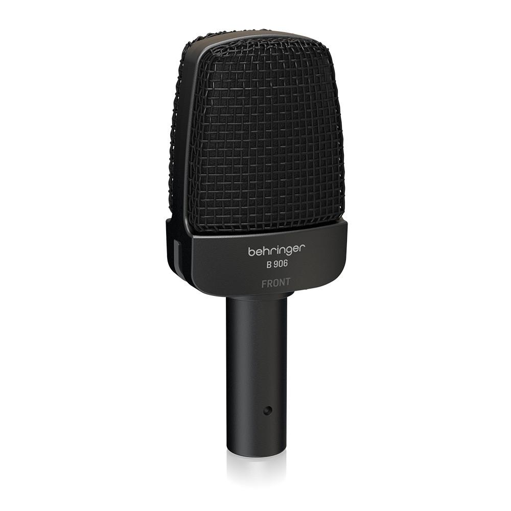 Вокально-инструментальный динамический микрофон Behringer B 906 - фото 2
