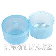 Ванночка для дезинфекции фрез с крышкой