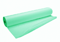 ОПТОМ! Простыни №188 12гр 100шт 200*80см зеленые в рулоне
