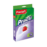Перчатки виниловые Paclan Practi M, 10 шт